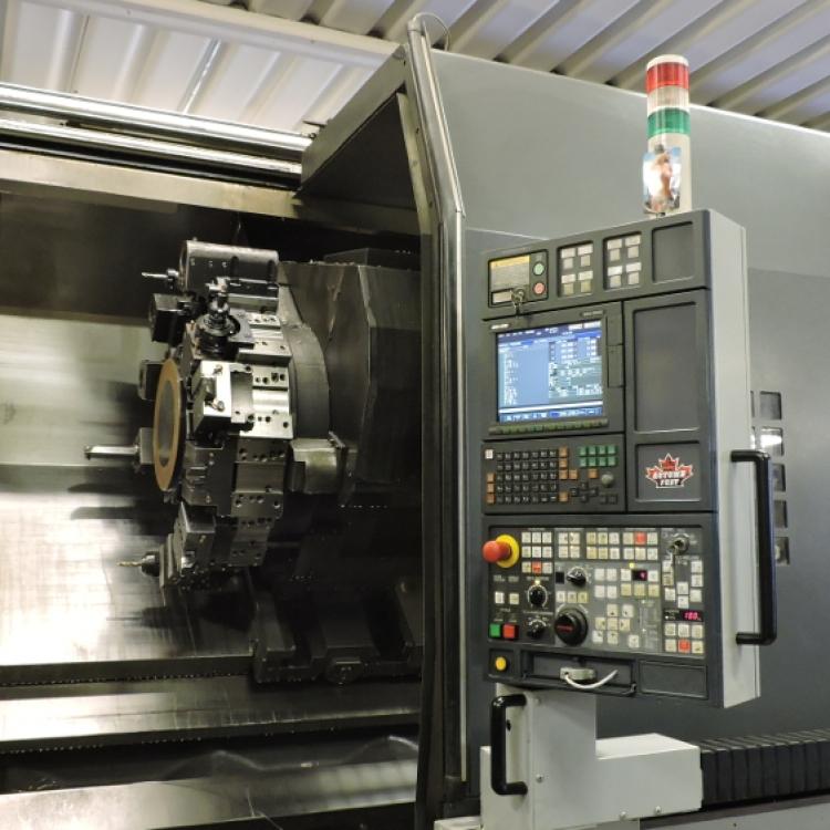 MORI SEIKI SL-403 - Tornio CNC tornibile Ø700 lunghezza 2050 motorizzato